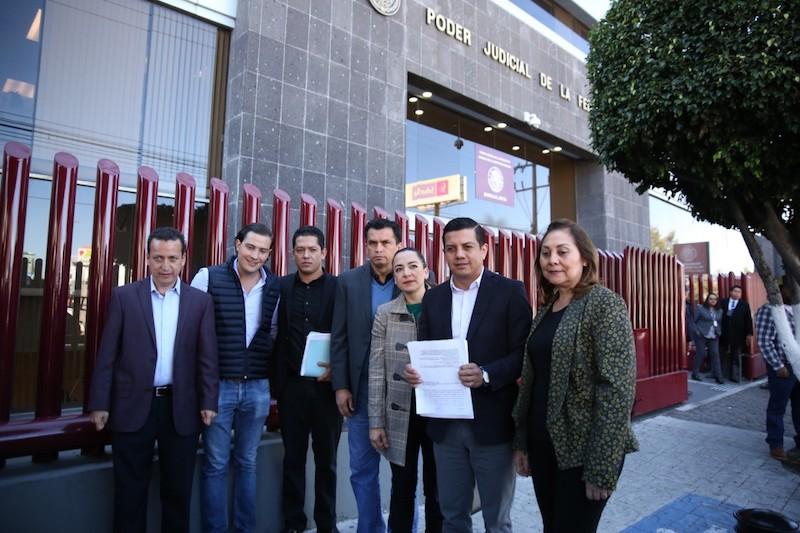 Es urgente que el presidente Andrés Manuel López y el gobernador Silvano Aureoles se decidan a aplicar la Ley: Estrada Cárdenas