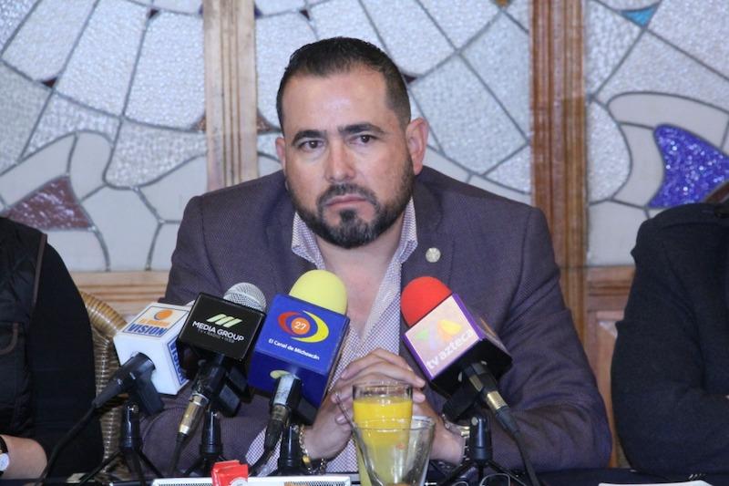Humberto González calificó como una mentira que la federación esté apoyando a Michoacán con la liberación de recursos, pues se trata de partidas que ya pertenecen al estado