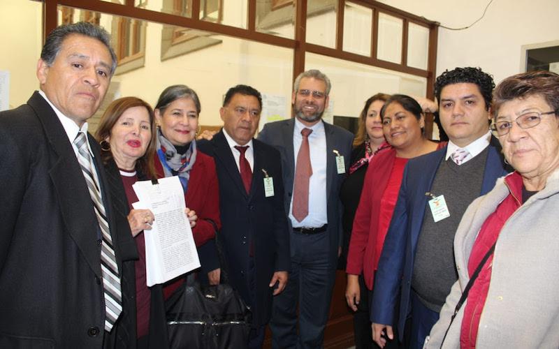 """""""No permitiremos que la recaudación estatal sea a costa de impuestos infundados"""" citaron los legisladores de la coalición  Morena – PT"""