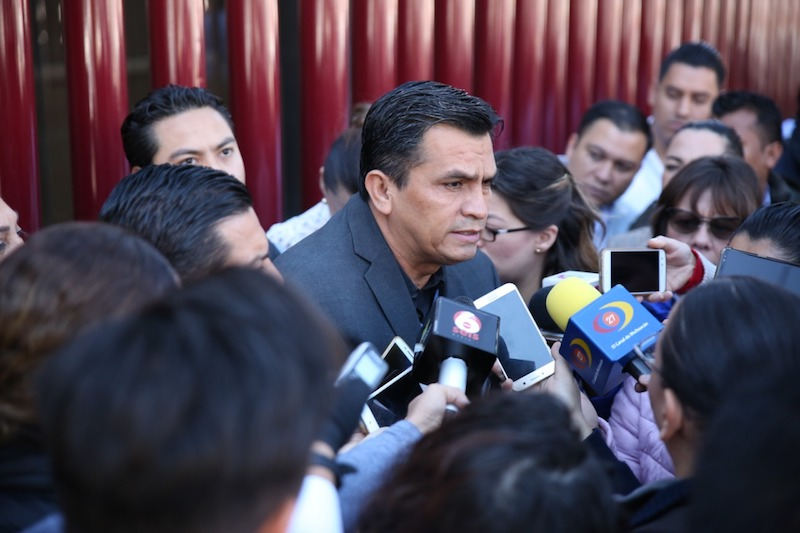 Federación y Estado deben hacer cumplir el Estado de Derecho: Estrada Cárdenas