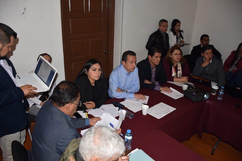 Antonio Salas Valencia en su calidad de presidente de la Comisión, celebró la construcción de una sola propuesta, a partir de las diversas iniciativas que arribaron al Congreso local, tanto de diputados como de ciudadanos y organizaciones de la sociedad civil