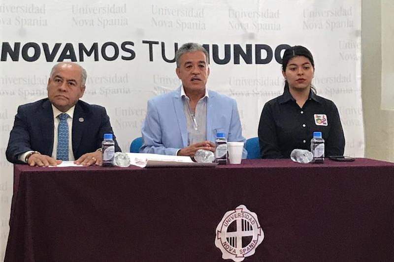 En rueda de prensa Sánchez Melena, dio detalles de uno de los eventos considerado ya dentro de los mejores en materia política, ya que reúne a los consultores con prestigio internacional
