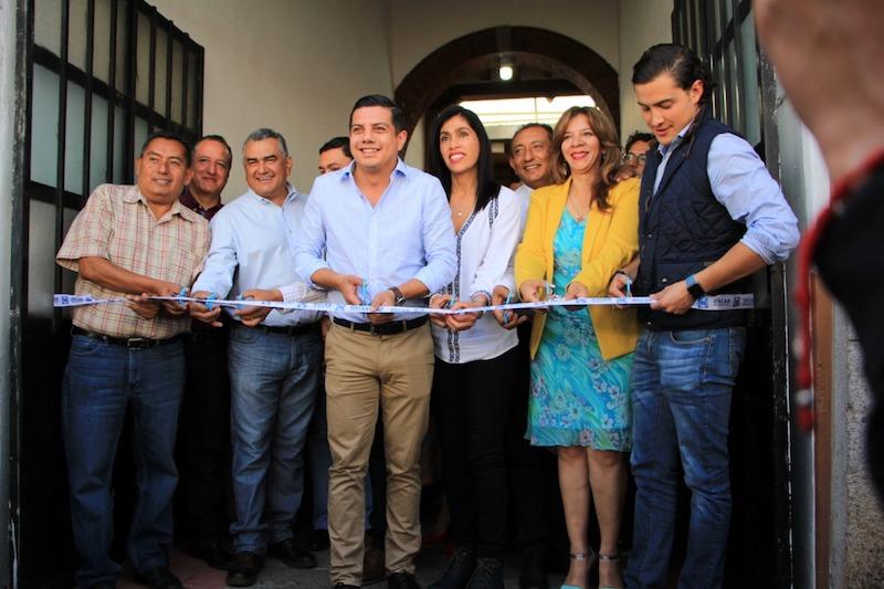 Este espacio estará abierto para escuchar las propuestas de los ciudadanos y mantener una cercanía con el diputado Óscar Escobar Ledesma