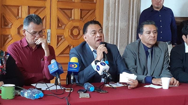El Grupo Parlamentario de Morena se dijo listo para transparentar el proceso que definió al Fiscal General de Michoacán, con base en pruebas que comprometerían la legitimidad del mismo