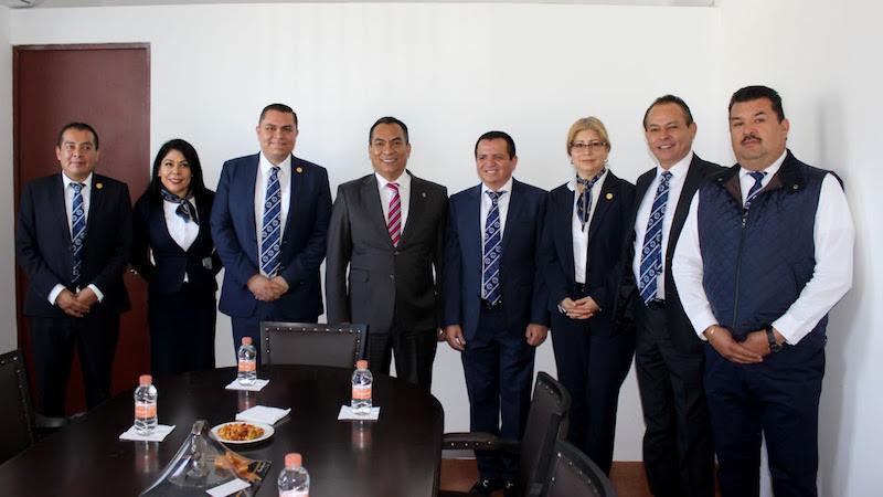 Continúa fortalecimiento de la UECS, para que siga siendo una de las mejores del país: López Solís