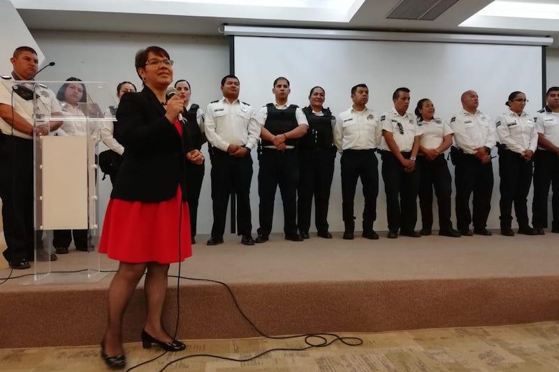 La comisionada municipal de Seguridad, Julisa Suárez Bucio, detalló que la violencia de género es una situación constante, que provoca desigualdad social y discriminación