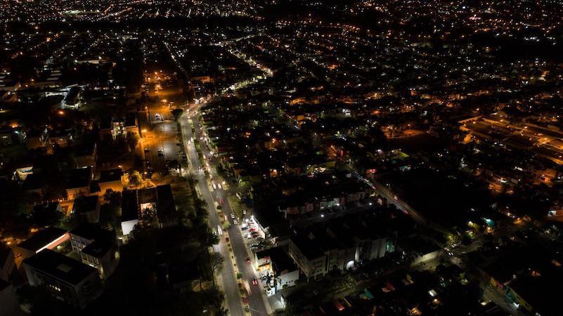 Las vialidades atendidas son las avenidas Cuautla, Universidad, Virrey de Mendoza, Felipe Llera, Camelinas, Vicente Santa María, Pedregal y Madero Poniente, entre otras