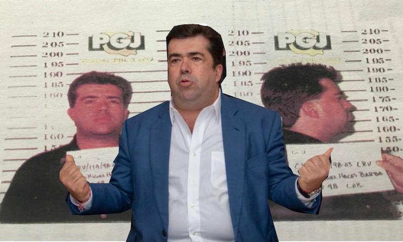 Desde que Morena anunció su lista de candidatos plurinominales al Senado de la República, el nombre de Haces Barba fue impugnado por su supuestos vínculos con negocios con el ex gobernador de Veracruz, Javier Duarte