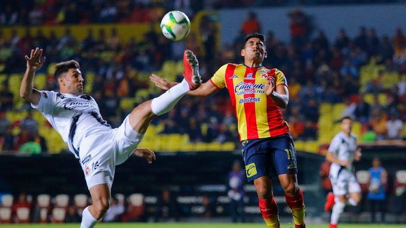 Luego del partido que ganó Xolos por marcador de 1-0, el vicepresidente del cuadro michoacano, Héctor Lara, salió a conferencia de prensa para solicitar la anulación del juego celebrado en el Estadio Morelos