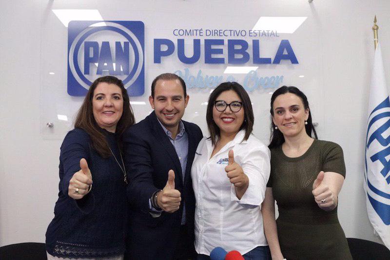 """Marko Cortés anunció que desde hoy y durante todo el sexenio, recordará la máxima maderista: """"Sufragio efectivo, no reelección"""""""