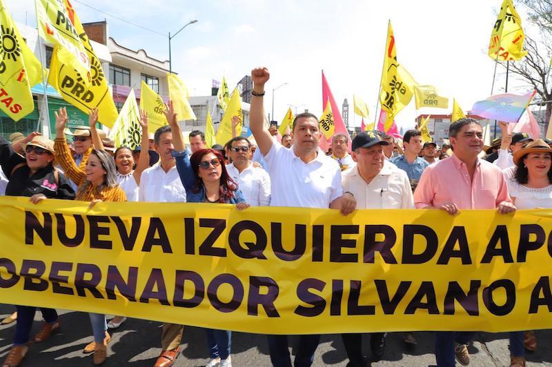 """El PRD honra legado de """"Tata Lázaro"""" y apuesta a fortalecer el compromiso con la sociedad: Barragán Vélez"""