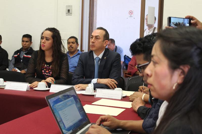 Soto Sánchez declaró a favor de construir una agenda legislativa para impulsar, de la mano con las comunidades indígenas, las reformas que demandan