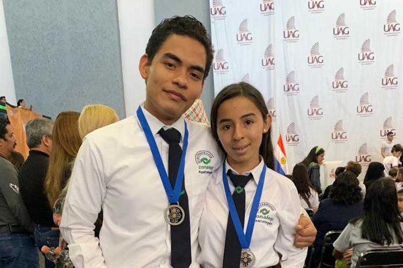 Su proyecto, denominado Plástico Láctico, fue seleccionado, en una primera etapa, entre más de mil 260 inscritos, provenientes de 23 estados de la República Mexicana y 7 países