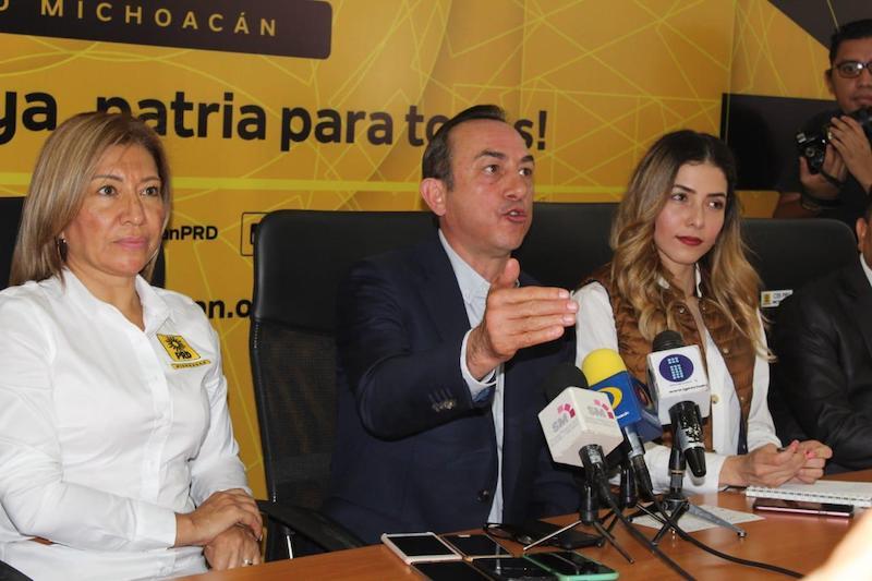 En materia de seguridad, escasos resultados: Soto Sánchez