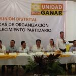 PRD realizará reuniones distritales de fortalecimiento este fin de semana