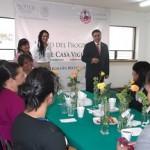 El programa inició con la participación de 23 mujeres en Michoacán y 500 a nivel nacional