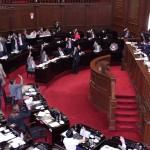 Durante la presentación de su propuesta, el diputado del PRD, Eleazar Aparicio, señaló que de esa forma se evitarían hechos como los del pasado 11 de junio