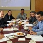 Avanzan, en reunión de trabajo, el IEM y partidos en el proyecto sobre la división territorial del estado para efectos electorales
