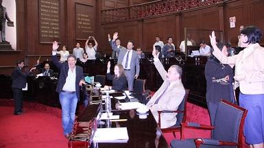Trasciende que la mayoría del Congreso local podría negar nueva licencia al gobernador de Michoacán