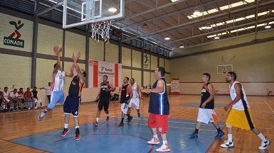 Participaron 22 equipos en los Segundos Juegos Estatales Intertenencias