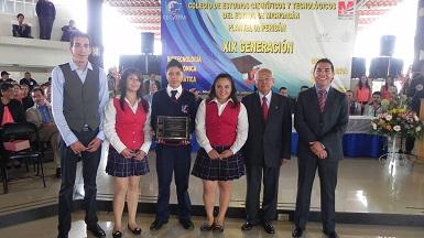Excelentes resultados para los estudiantes michoacanos del CECyTEM