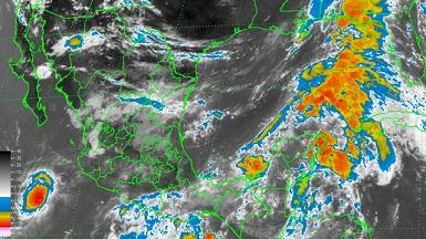 Hasta chubascos con tormentas muy fuertes se prevén en territorio michoacano