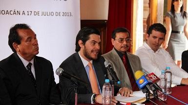 Responsabilidad del Congreso del Estado generar garantías y normas conforme a la Constitución: Orihuela