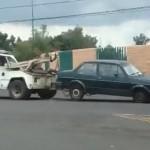 Las calles de Morelia en malas condiciones y las autoridades que en lugar de cuidarlas o arreglarlas contribuyen a su deterioro
