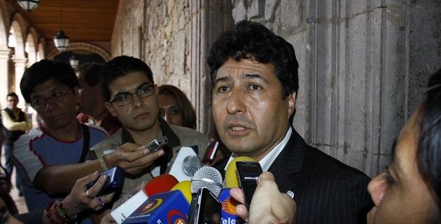 Para el perredismo michoacano se requiere plantear una agenda de trabajo concreta, señala su dirigente estatal, Báez Ceja
