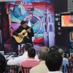 La SEDECO y el Ayuntamiento de Morelia impulsaron la presentación de los mejores exponentes de la guitarra de Paracho
