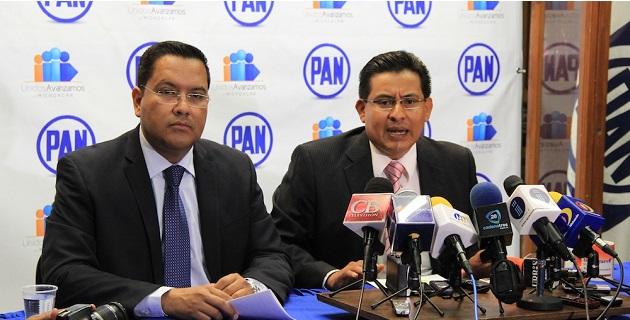 Para el dirigente estatal del panismo michoacano la desaparición de poderes en la entidad no es una alternativa adecuada, pues no existen las condiciones para un proceso electoral