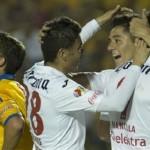 Los felinos suman 3 derrotas en tres partidos de la Liga MX, pese a que en los juegos de preparación habían lucido invencibles
