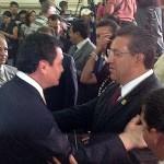 A la reunión acudió el alcalde de Morelia, Wilfrido Lázaro, como presidente de la Zona Centro del país