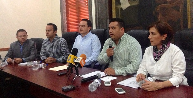 Juárez Blanquet continuará con la promoción del evento: este miércoles en Hidalgo y Zitácuaro; el jueves en Pátzcuaro y Uruapan; y, el viernes en Lázaro Cárdenas, Sahuayo y Jiquilpan