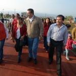 El Parque es producto de la suma de esfuerzos entre los tres niveles de gobierno, que invirtieron en conjunto 18 mdp, aseguró el alcalde de Morelia