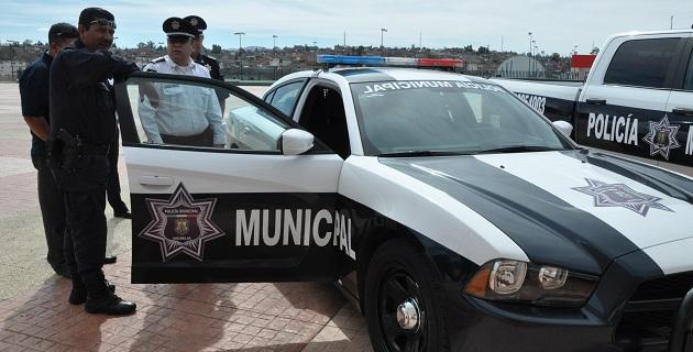 En otra acción, policías municipales detuvieron a un presunto ladrón que se disponía a robar un consultorio médico en la Avenida Periodismo, a la altura del Fraccionamiento Valladolid