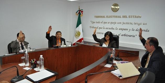 El PRD omitió presentar diversos documentos; no reportó espectaculares, bardas y dos inserciones en medios de comunicación y no presentó informes financieros de varios municipios