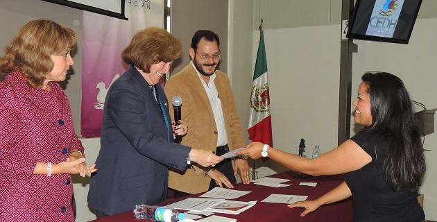 La CEDH da continuidad a su programa de capacitación anual, dirigido a los funcionarios y personal del organismo