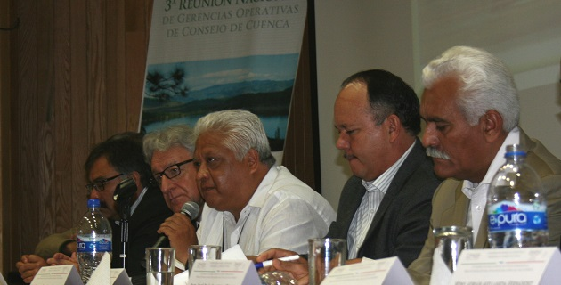 Más de 100 gerentes operativos de los consejos y comités de cuencas del país se reunirán en la capital del estado de Michoacán