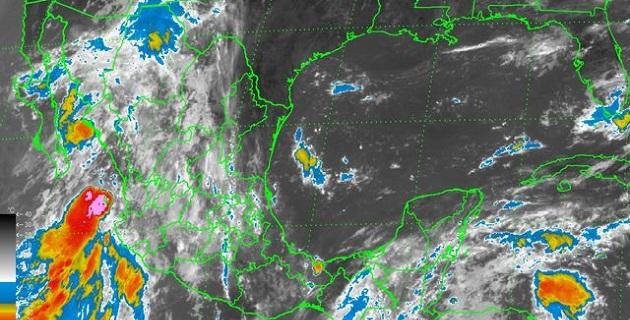 Las mismas condiciones se esperan para los estados de Sinaloa, Nayarit, Jalisco, Colima y Guerrero, de acuerdo con el Servicio Meteorológico Nacional