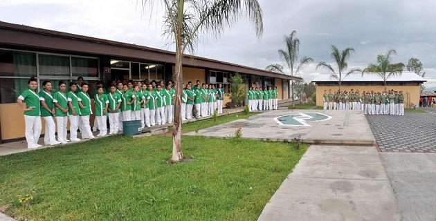Se realizó la ampliación de la parte sur de las instalaciones del centro escolar