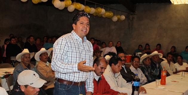 La obra en mención constará de casi 1 mil 500 metros de longitud y beneficiará directamente a los 2 mil 500 pobladores de la comunidad de Santa Juana y municipios vecinos
