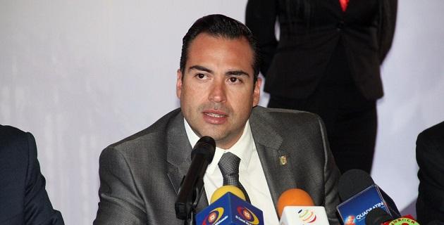 Recalca el diputado del PRI que firmaron el convenio personas con diversidad de opiniones e ideologías políticas con el mismo fin: Michoacán