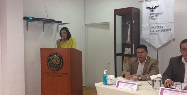 """En esta ocasión el historiador Moisés Guzmán abordó el tema de """"El Congreso de Anáhuac: Actores y Prácticas Legislativas"""""""