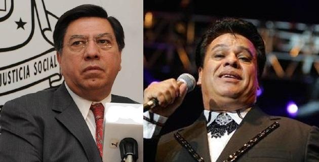 El reconocido autor y cantante Juan Gabriel fue descrito como uno de los artistas michoacanos más emblemáticos de los últimos tiempos