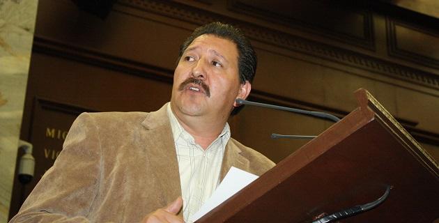 Pese a la no firma del Acuerdo por Michoacán, el PT se dice a favor de conformar un frente común a favor del estado