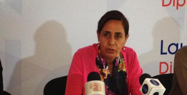 Calderón Hinojosa fue entrevistada por la periodista Carmen Aristegui para MVS Radio