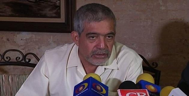 López Mendoza aseguró que se siente respaldado por su partido y por diversas organizaciones y autoridades en su lucha