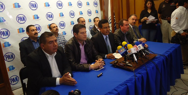 Rechazan panistas michoacanos el IVA en fertilizantes y plaguicidas, así como el incremento en ISR a productores agropecuarios y en energía eléctrica para uso agrícola