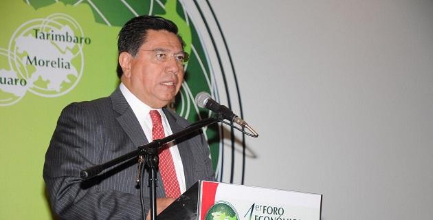 El Director del Instituto Nacional del Emprendedor de la Secretaría de Economía Federal, Enrique Jacob anunció que el gobierno federal apoyará a las Mipymes siniestradas por las contingencias ambientales
